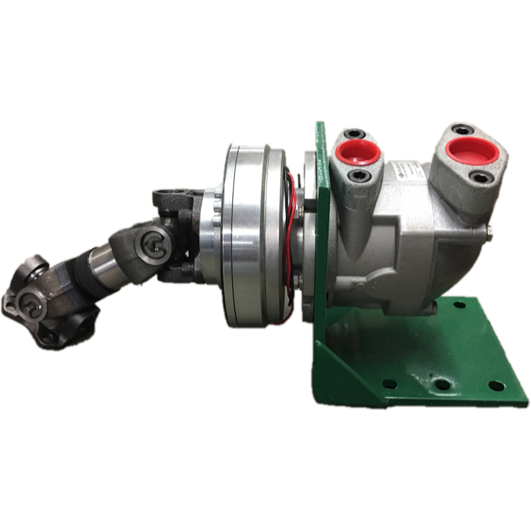 Direct Drive Impellers : Direct drive hydraulic pump w shaft